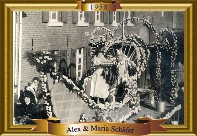 Alex I. & Maria I