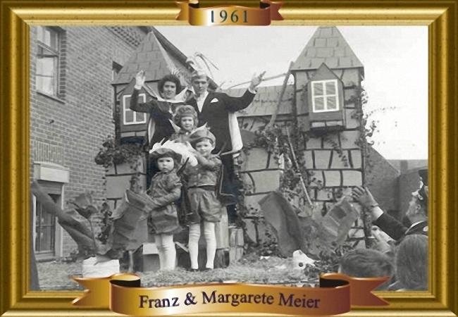 Franz I & Margarete I.