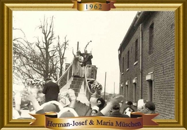 Hermann-Josej I. & Maria II.