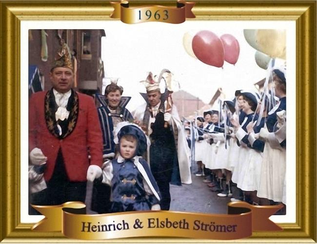 Heinrich I. & Elsbeth I.