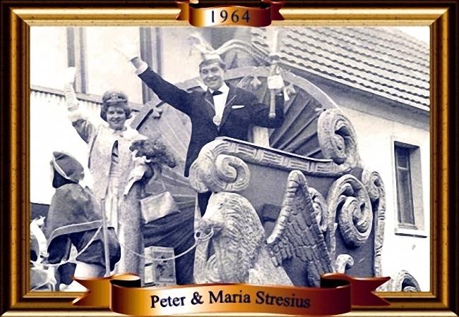 Peter I. & Maria III.