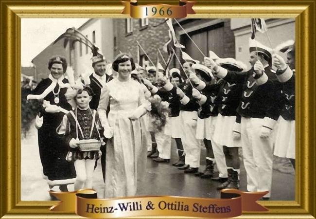 Heinz-Willi I. & Ottilia I.