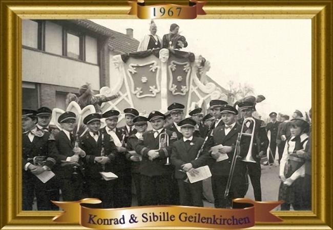 Konrad I. & Sybille I.