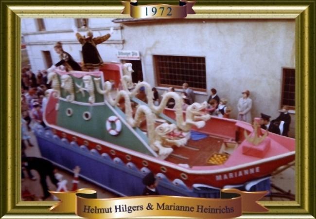 Helmut II. & Marianne I.
