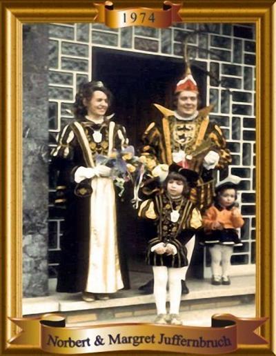 Norbert I. & Margret II.