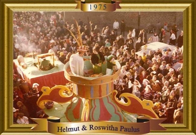 Helmut III. & Roswitha I.