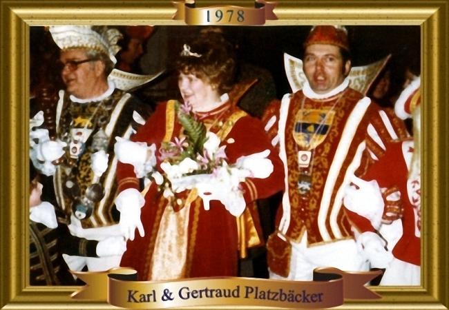 Karl I. Gertraud I.