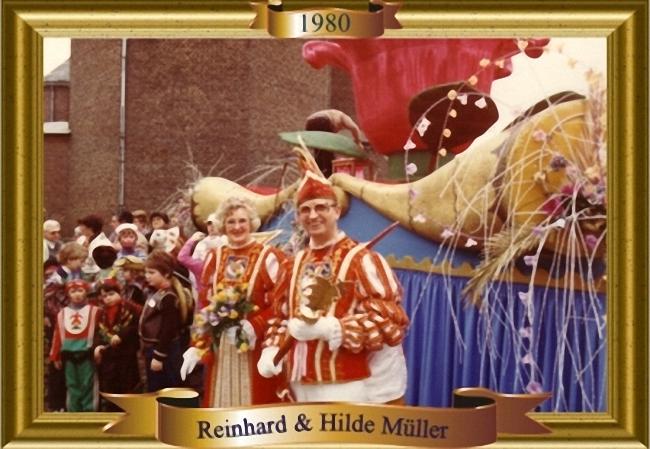 Reinhard I. & Hilde I.