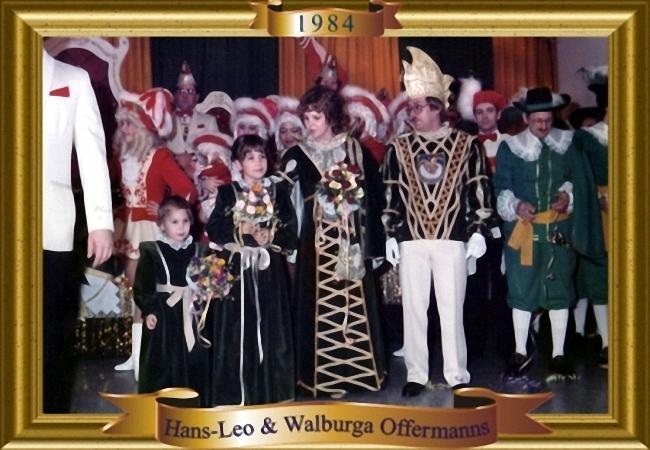 Leo I. Walburga I