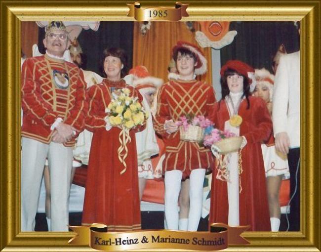 Karl-Heinz II & Marianne II.