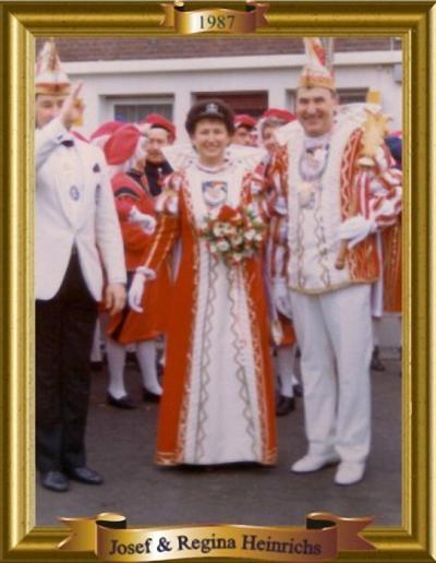 Josef IV. & Regina I.