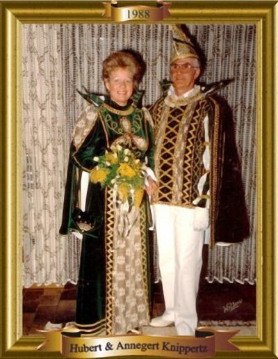 Hubert II- & Annegert II.