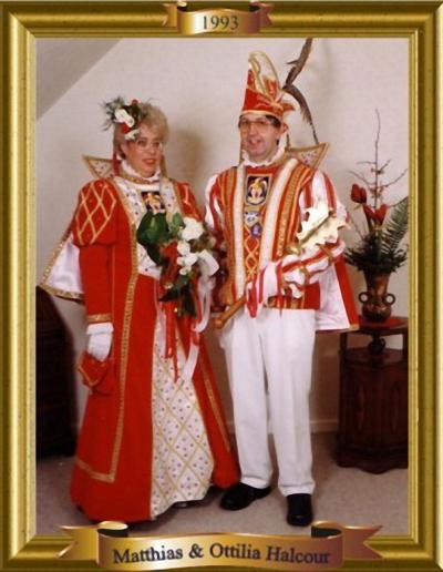 Mathias I. & Ottilia II.