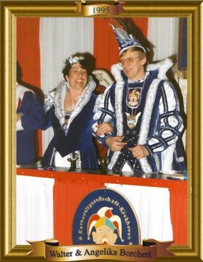 Walter I. & Angelika I.