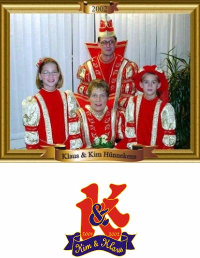 Klaus I. & Kim I.