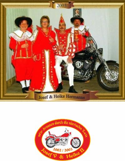 Josef V. & Heike II.