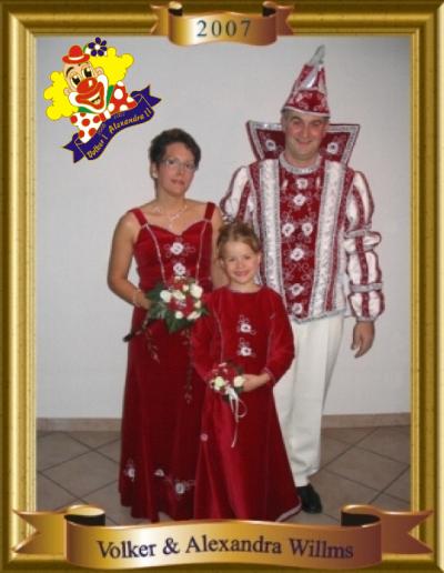 Volker I. & Alexandra I.