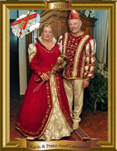 Franz-Josef I. & Karin I.
