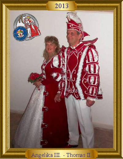 Thomas II & Angelika III.