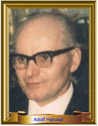 Adolf Halcour
